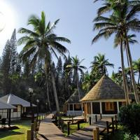 Circuit en Nouvelle Calédonie hôtel Nengone Village sur île de Maré un voyage organisé par routedelacaledonie.com