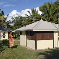Séjour en Nouvelle Calédonie vue de l'hôtel Malabou Beach à Poum un voyage organisé par routedelacaledonie.com