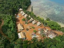 Circuit en Nouvelle Calédonie Kanua Ecolodge un voyage organisé par routedelacaledonie.com