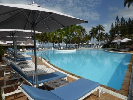 piscine meridien noumea voyage sejour vacances caledonie