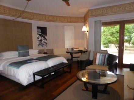 sejour vacances voyage caledonie bourail hotel sheraton bungalow