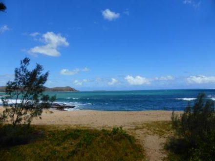 vacances voyage sejour caledonie bourail plage